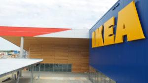 Wentylowane fasady Ikei w Lublinie