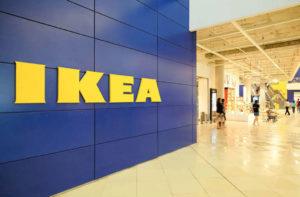 Elewacje wentylowane regularnie wykorzystuje Ikea
