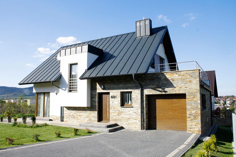 dom jednorodzinny najpiekniejszy